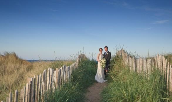 Matt and Georgie - A St Andrews Wedding