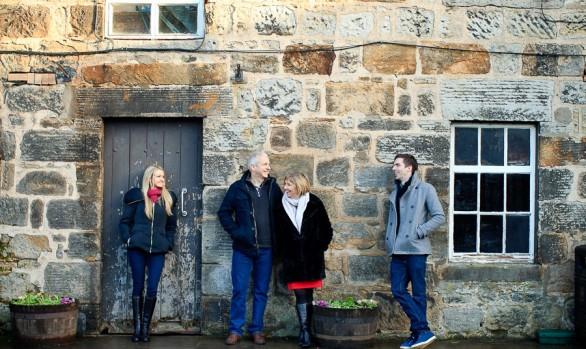 A Glasgow Family Photo Shoot