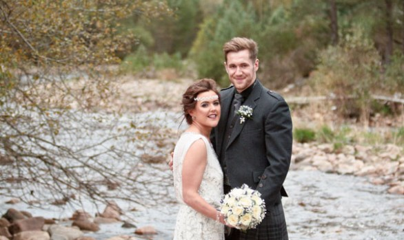 Sam and Ross - A Coylumbridge Autumn Wedding