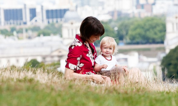 A London Family Photo Shoot