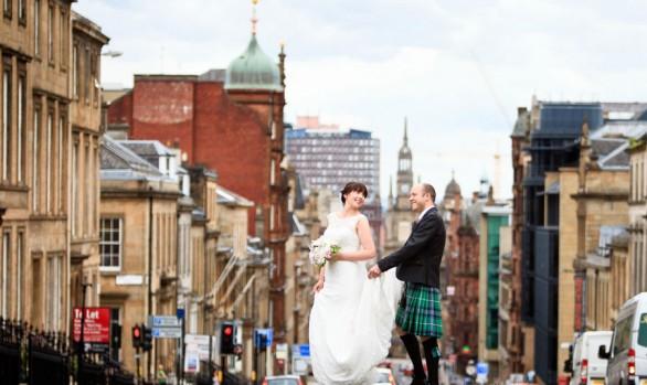 Annabel and Robin - A Glasgow Wedding