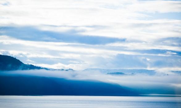 Loch Ness Mist - Dawn and Malcolms Surprise Loch Ness Wedding