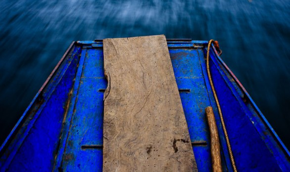 Vietnamese Boat Trip