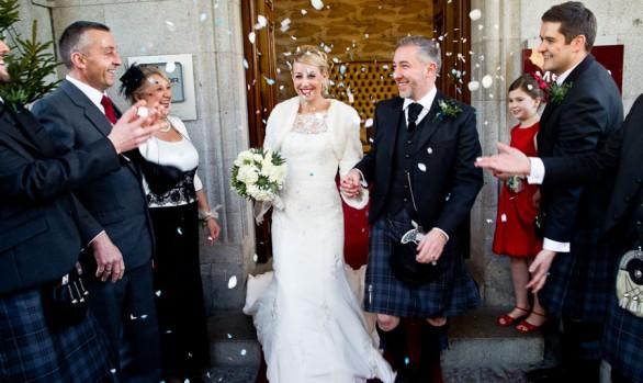 Billy and Tara - An Ardoe House Hotel Wedding