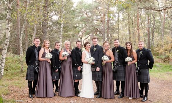 Sam and Ross - A Hilton Coylumbridge Wedding