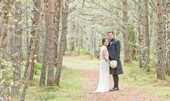 Sam and Ross - An Autumn Coylumbridge Wedding