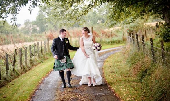 David and Mairi - A Drumossie Wedding