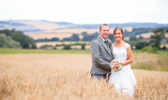 Jenny and Mike - A Fife Wedding