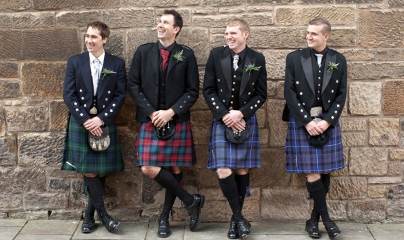 College of Piping Wedding - Kirsty and Gordon