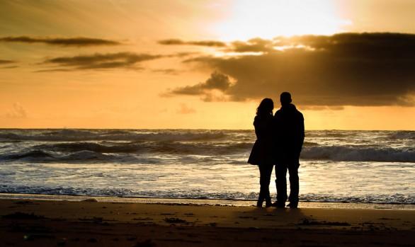 Craig and Janet - Eoropie Beach