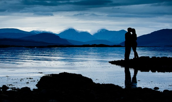 Monica and Daniel - Isle of Skye Pre Wedding