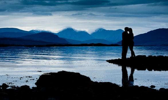 Monica and Daniel - Isle of Skye Pre Wedding