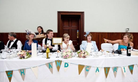 Wedding Peashooters