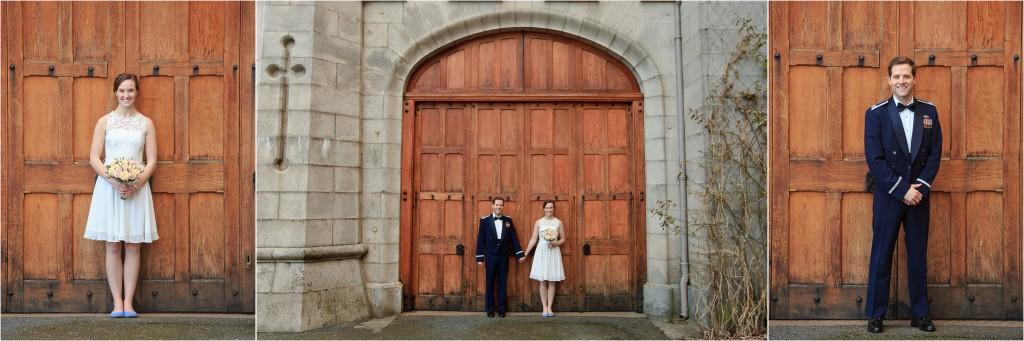 balmoral castle front door