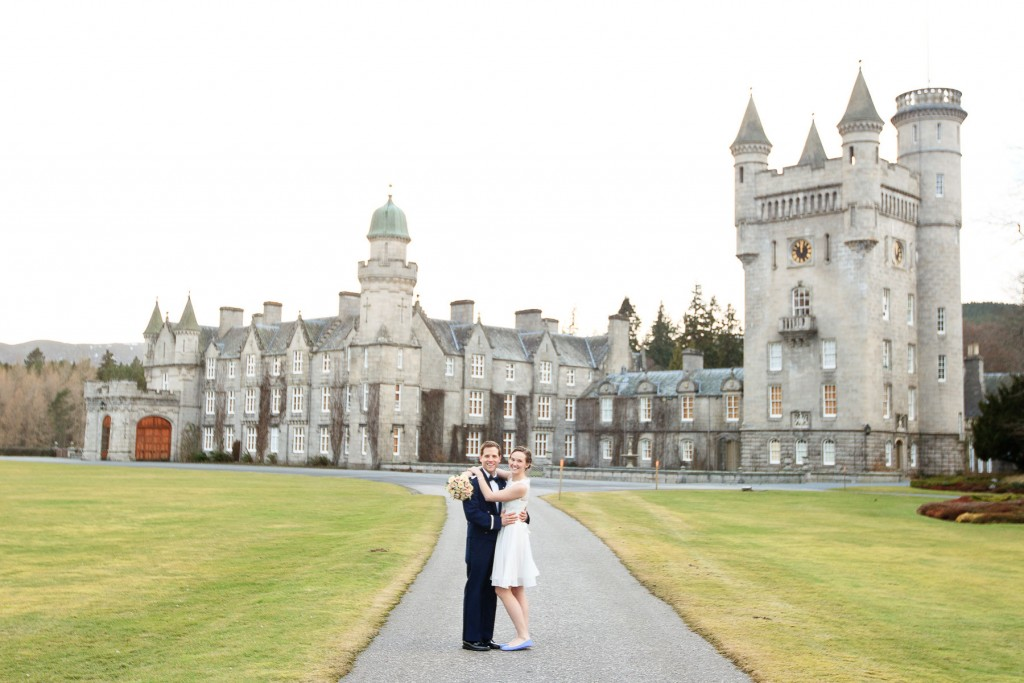 balmoral wedding scotland