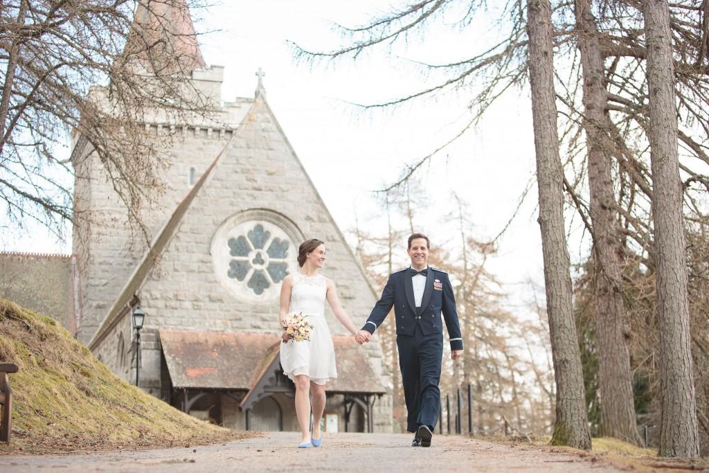 crathie wedding photography
