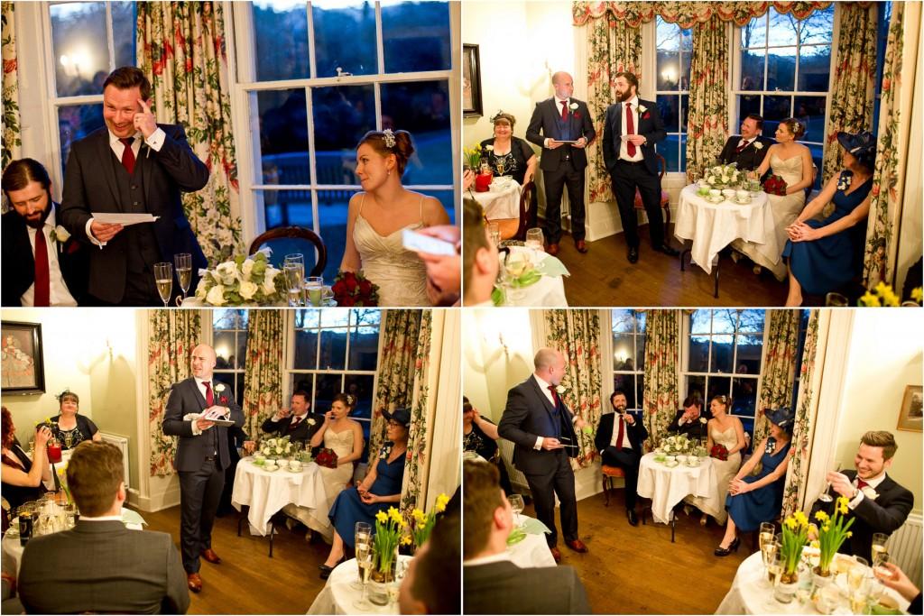 eastwood house dunkeld fun wedding