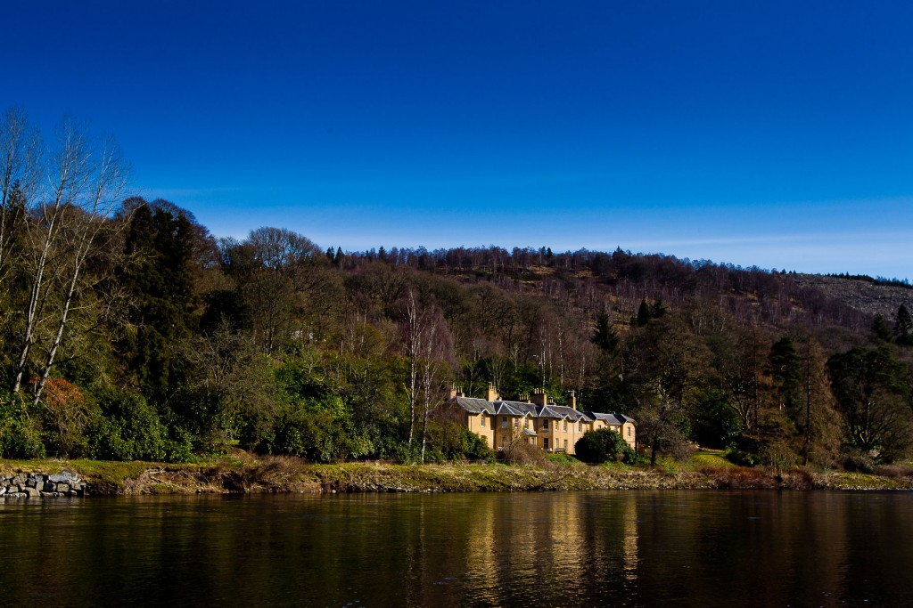 eastwood house by the river dunkeld