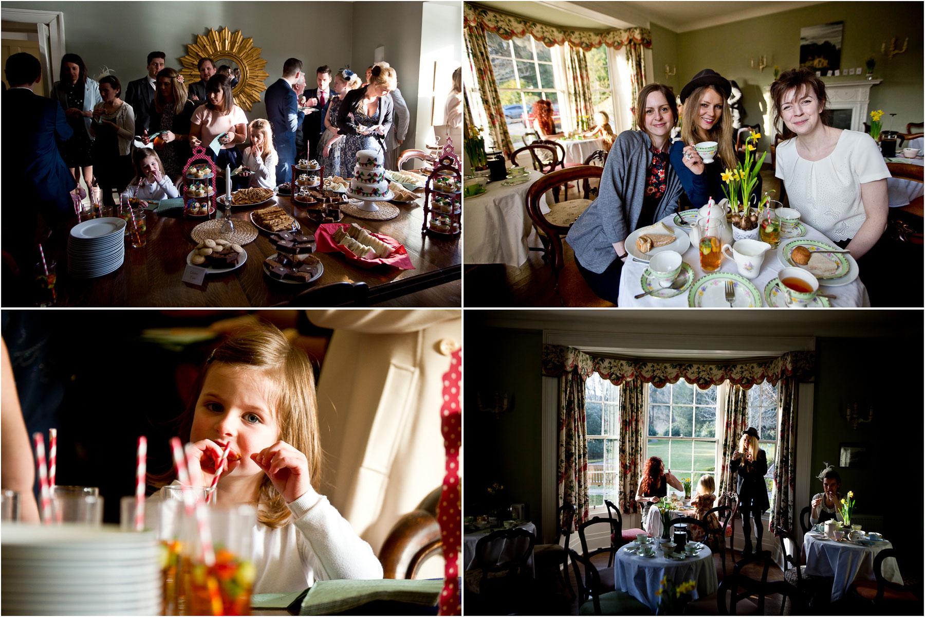 Scottish Candid Wedding Eastwood House