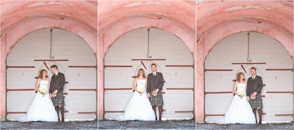 meldrum house stables wedding