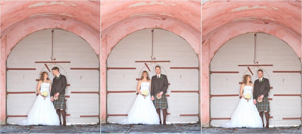 meldrum house stables wedding