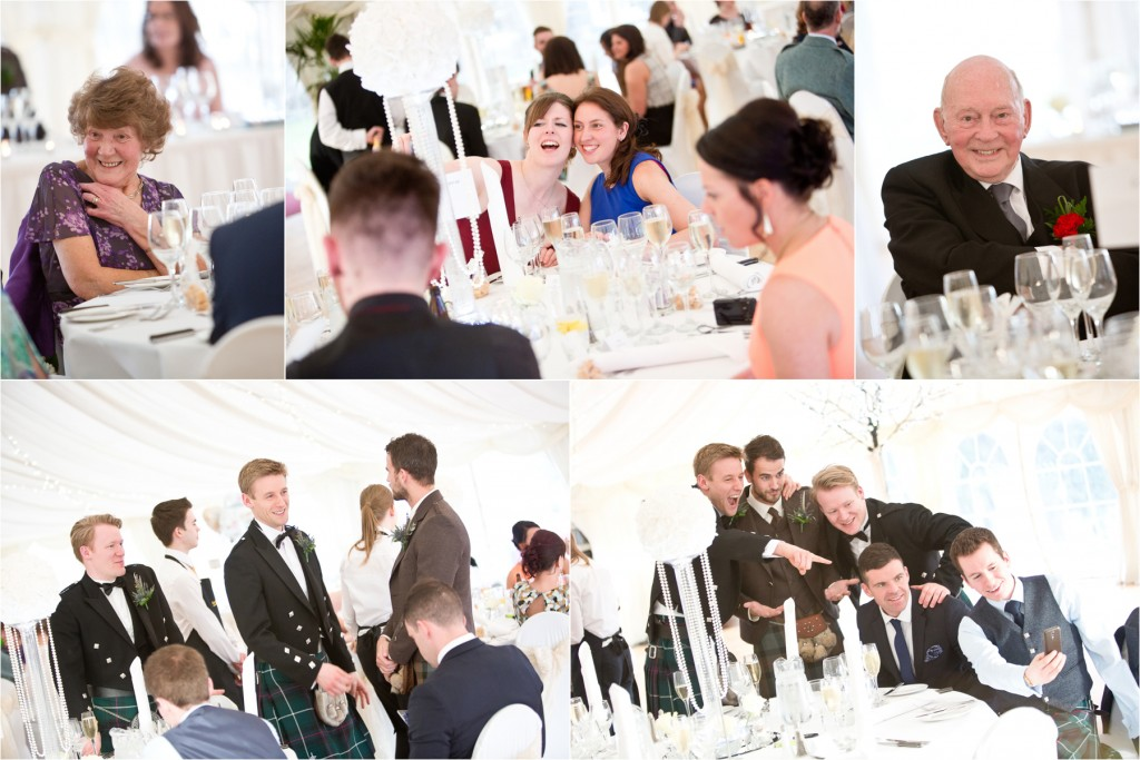 aberdeenshire wedding candids