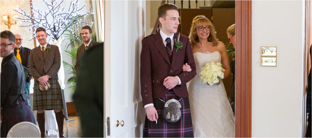 aberdeenshire intimate wedding