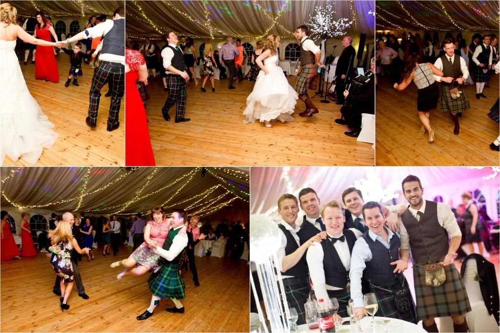 meldrum house wedding dance