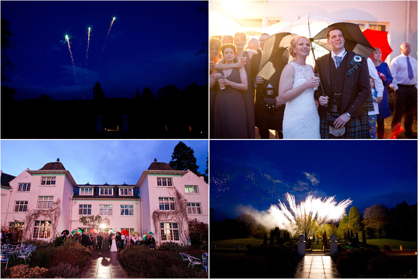 scottish-wedding-fireworks