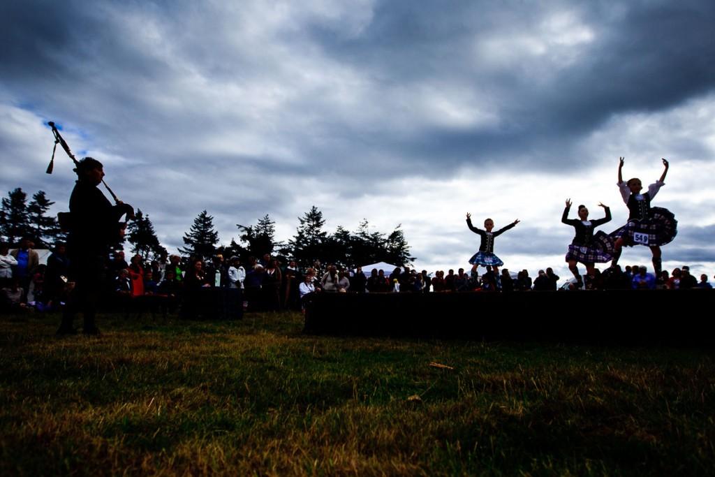invercharron highland games